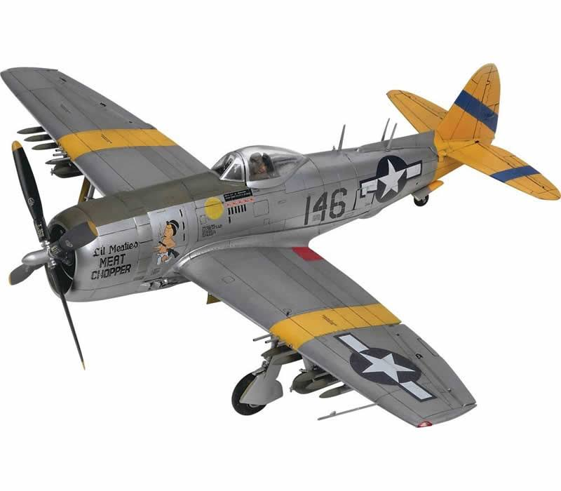 Revell P-47N Thunderbolt Model Building Kit