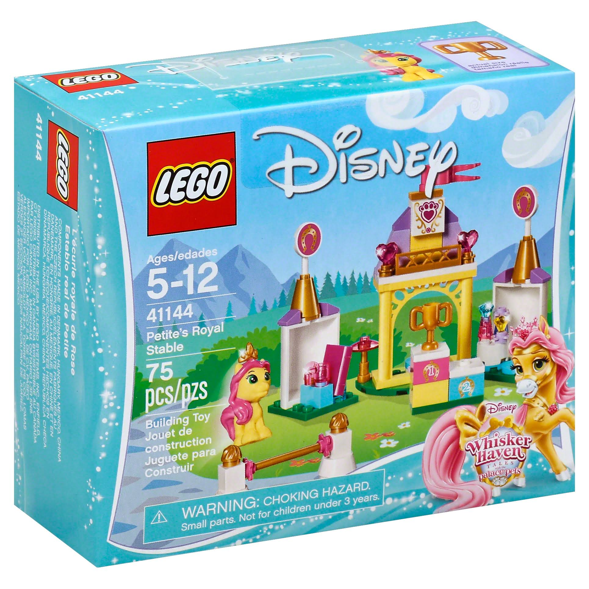 Lego Disney Princess Petite's Royal Stable Building Kit