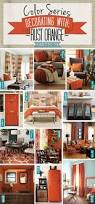 Coral Colored Decorative Items by Color Series Decorating With Rust Orange Rust Orange Burnt