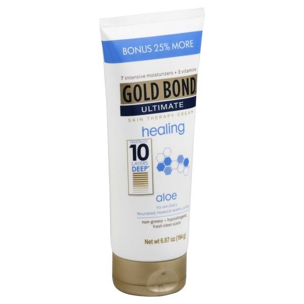 Gold Bond Ultimate Aloe Healing Skin Therapy Cream - 6.87oz