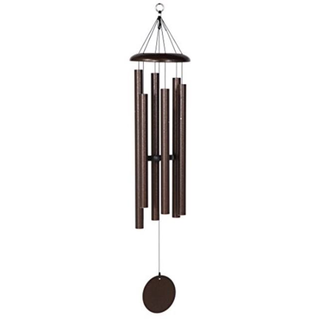 Corinthian Bells Windchime - Copper Vein, 44""