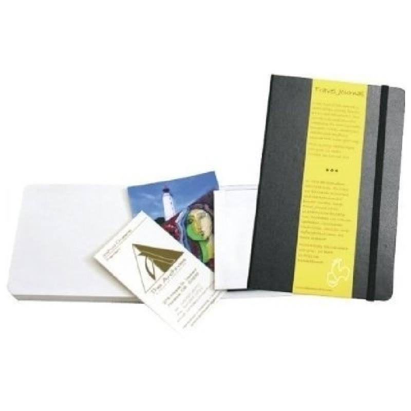 Hahnemuhle 5.3 x 8.3 in. Travel Journal (landscape, 62 Sheets)