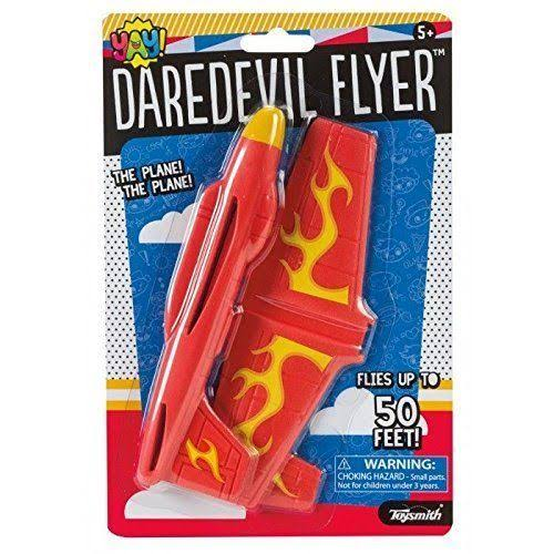 Daredevil Flyer (Colors & Styles Vary) - Outdoor Fun Toy by Toysmith (90904)