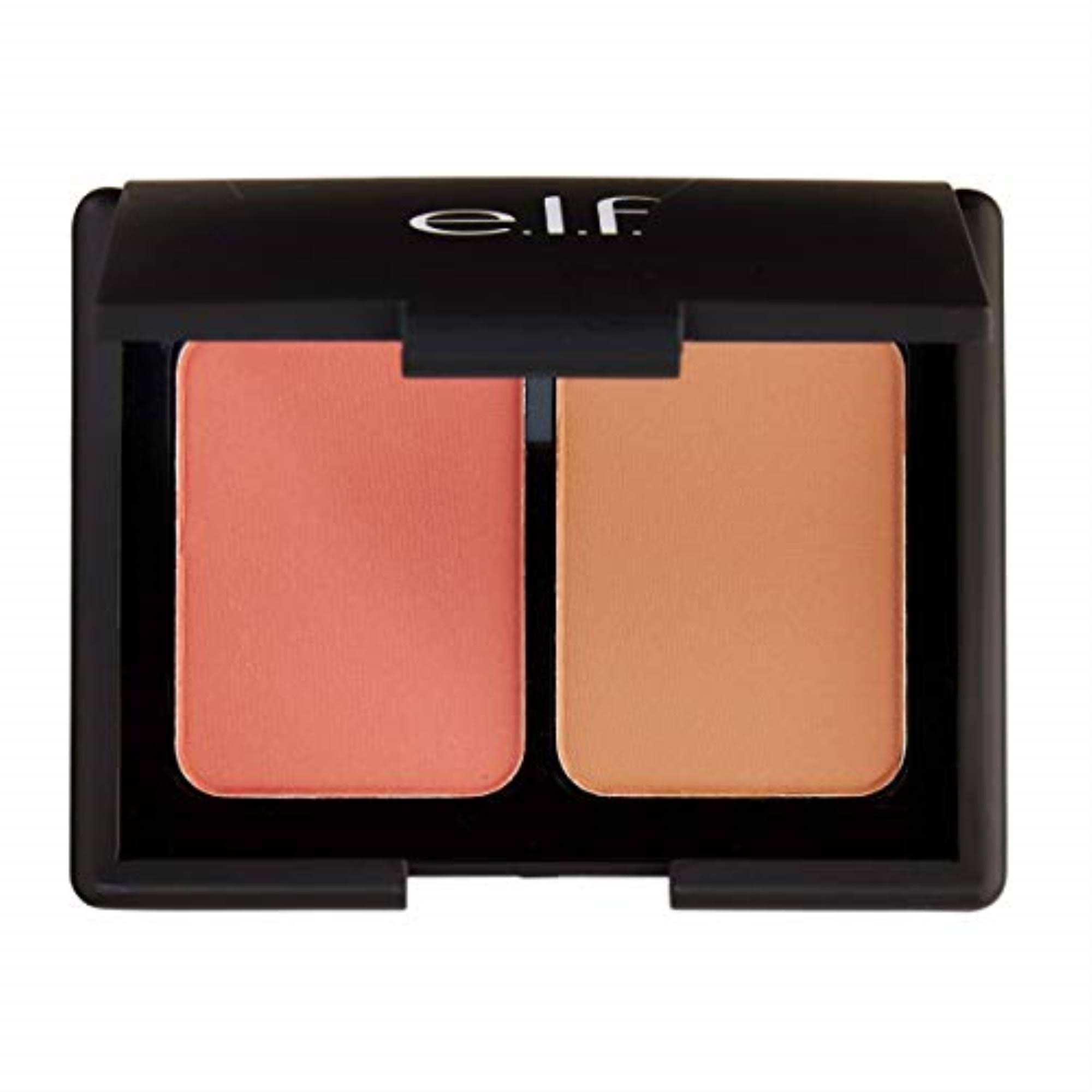 Elf Contouring Blush and Bronzing Powder - Fiji Matte