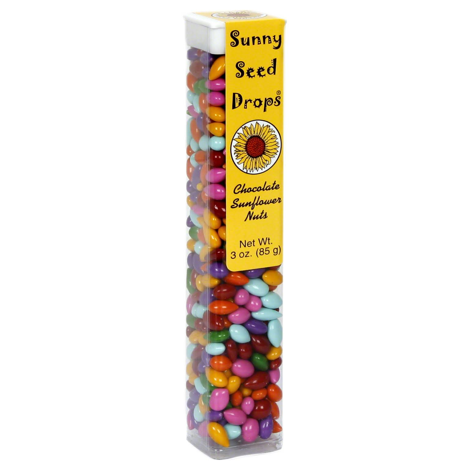 Sunny Seed Drops Chocolate Sunflower Nuts - 3 oz