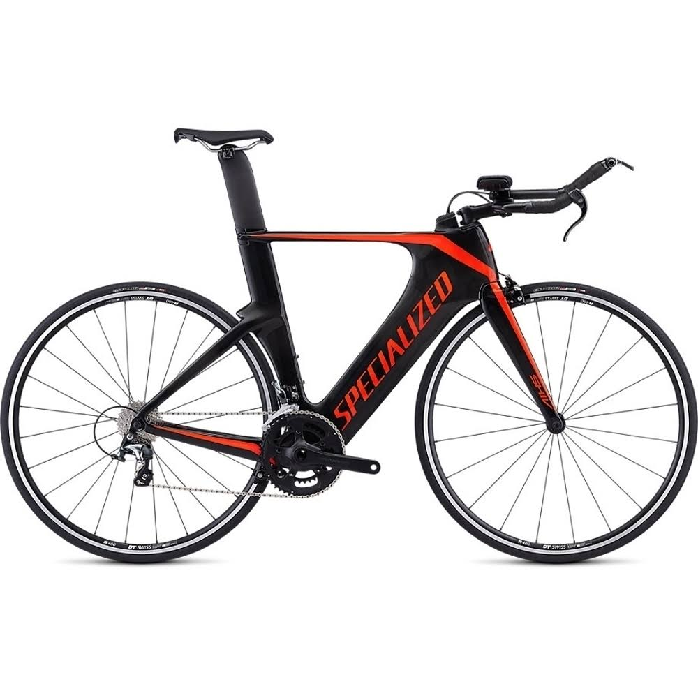 Specialized Shiv Sport Bike - Carbon/Rocket Red