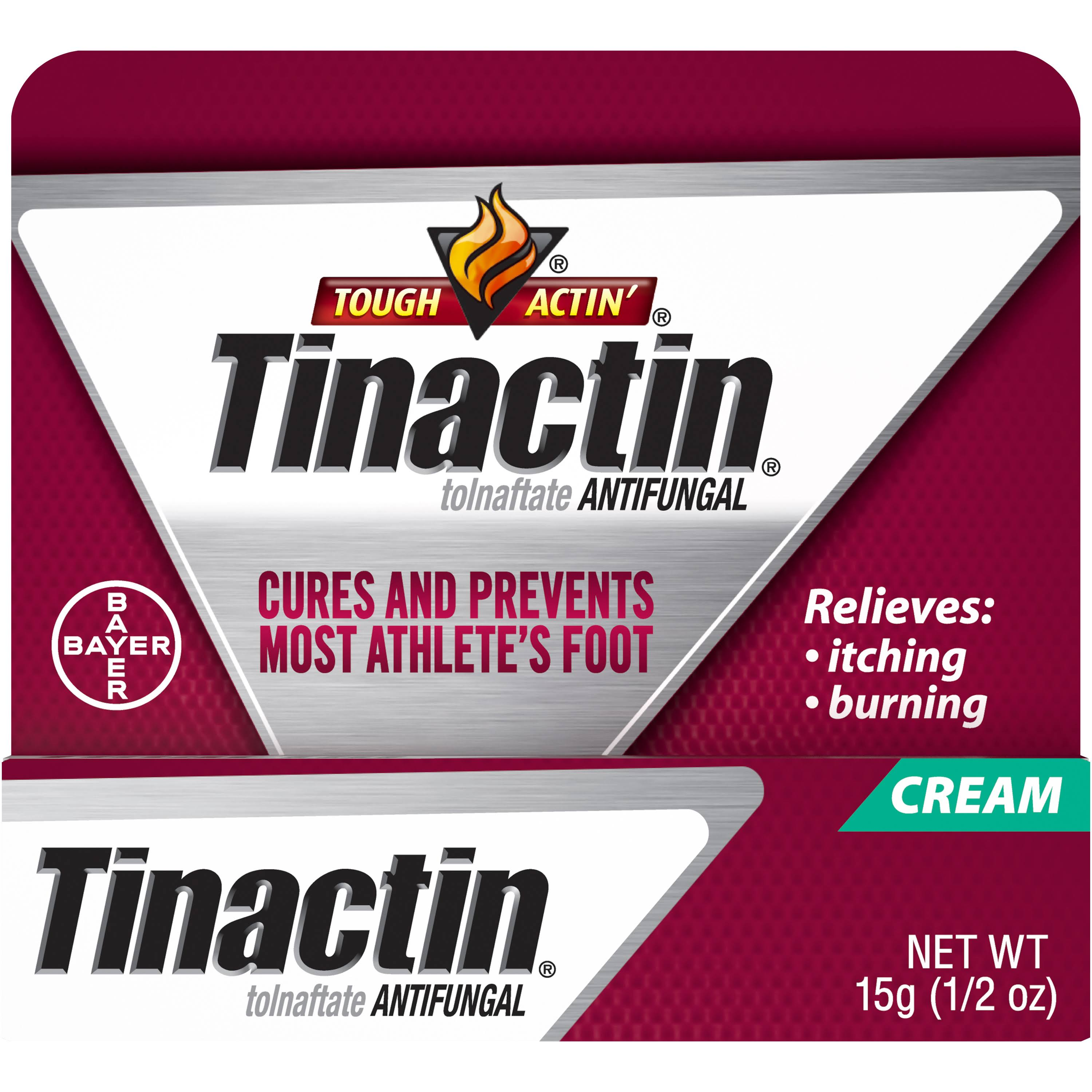 Tinactin Antifungal Foot Cream - 15g