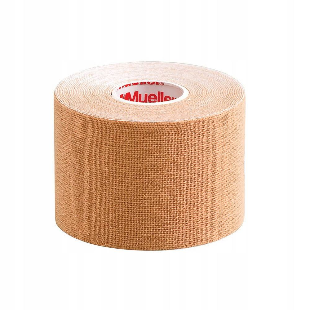 Mueller Kinesiology Tape - Single Roll, Beige