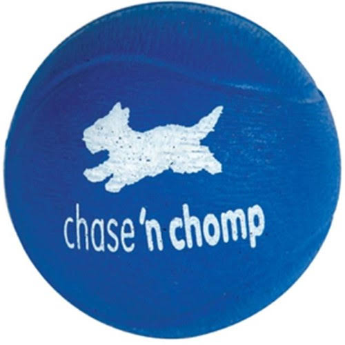 Chase 'n Chomp Caitec 60078 Rattlin Ball - 2.5""