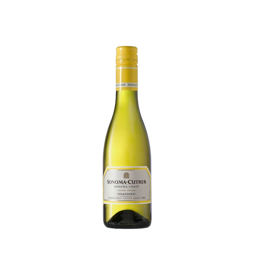 Sonoma Cutrer Sonoma Coast Wine, Chardonnay White Wine - 375 ml