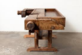 antique woodworking bench for sale image mag