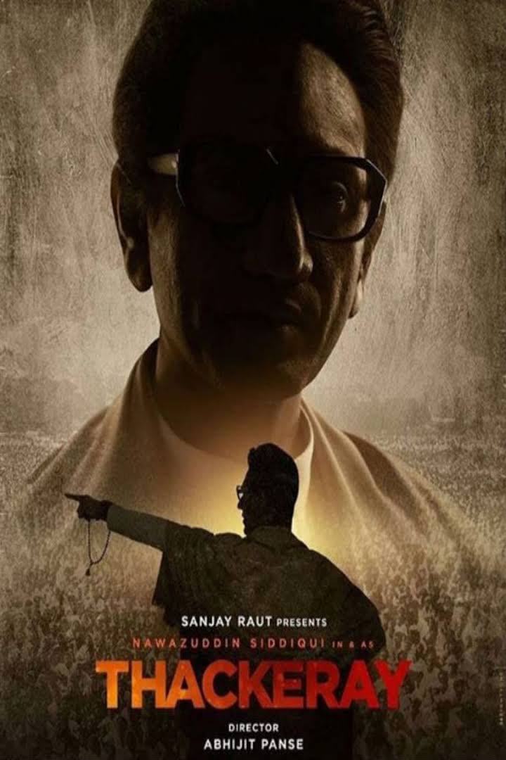 Thackeray 2019 Full Hindi Movie Download pDVDRip 720p | G-Drive Link | Watch Online