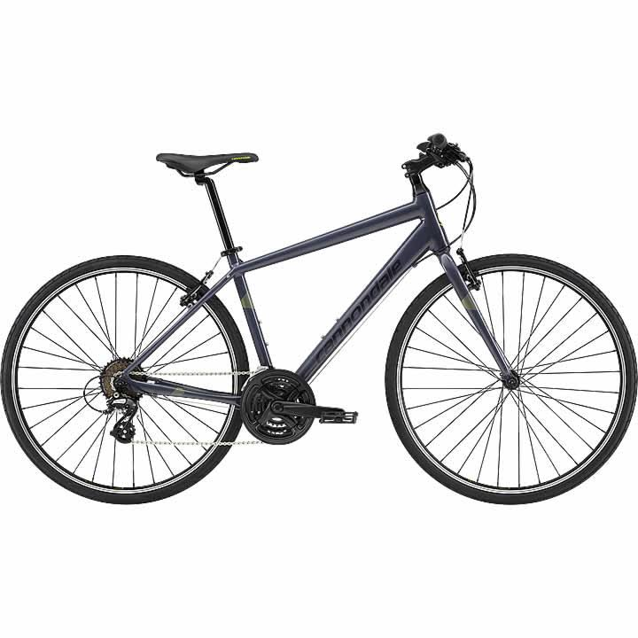 Cannondale Quick 8 2019 Hybrid Bike - Blue