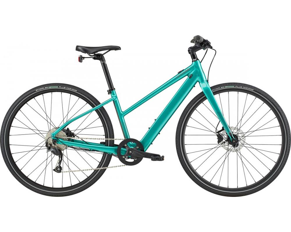 Cannondale Electric: Quick Neo SL 2 Remixte - 2020