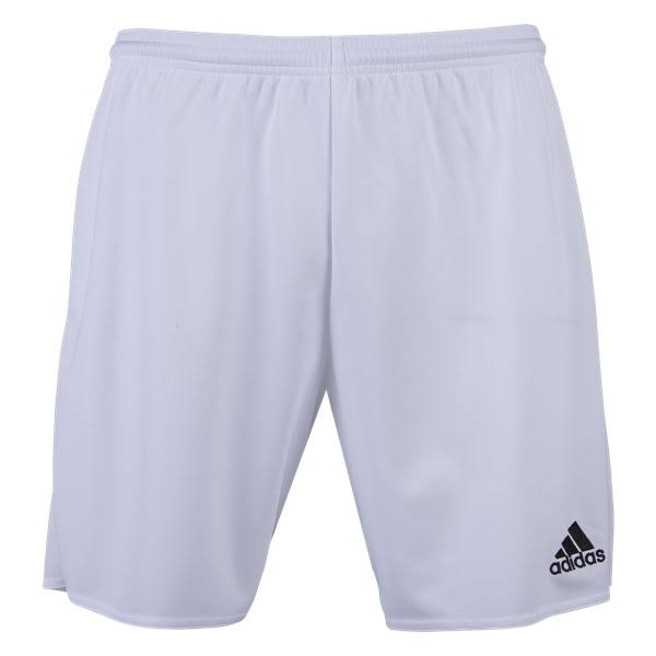 Adidas Performance Men's Parma 16 Shorts - White, Small