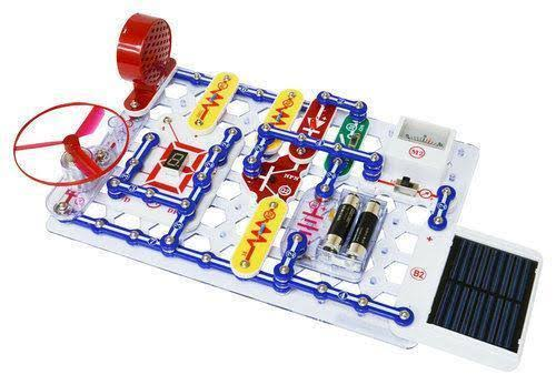 Snap Circuits Extreme Electronics Discovery Kit