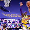 Curry Makes More History but Warriors Fall to Lakers