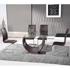 Wayfair Dining Room Tables by Isingteccom Kok Usa Marble Dining Table 1308 Oval Glass Dining