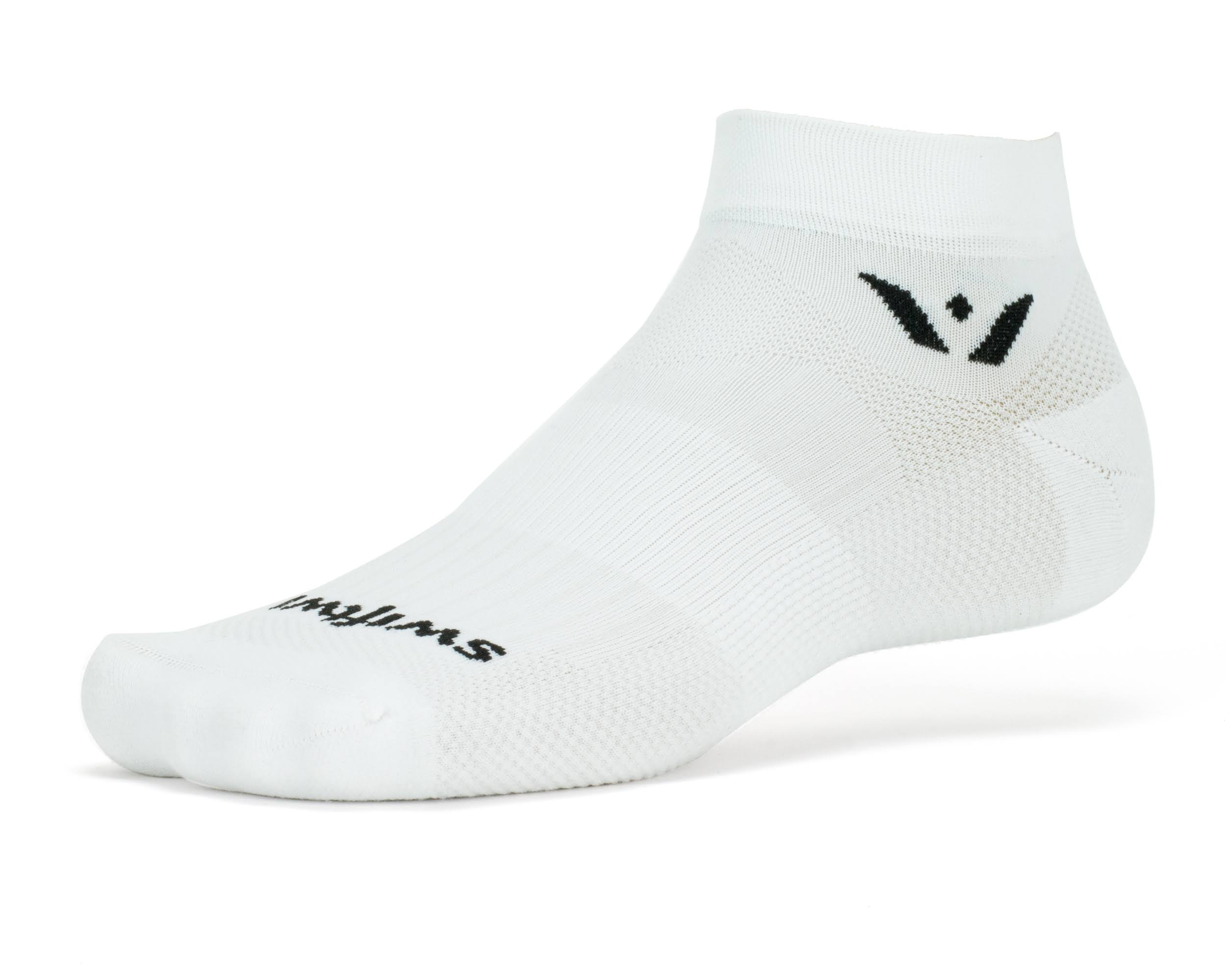 Swiftwick Aspire One Sock - White, XL