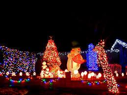 Altadena Christmas Tree Lane by The Best Neighborhoods In L A To See U201cwinter U201d Wonderland Lights