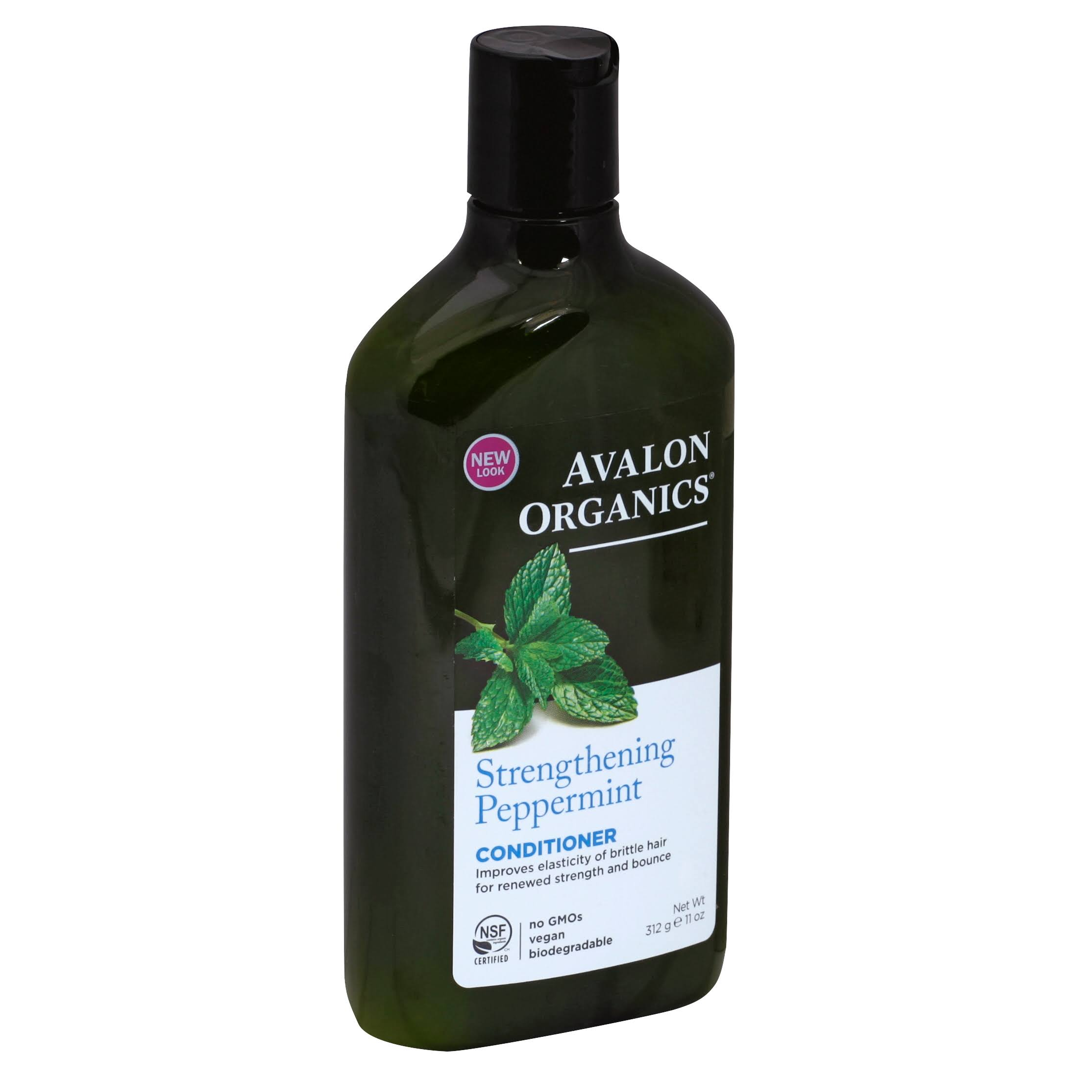 Avalon Organics Strengthening Peppermint Conditioner - 325ml