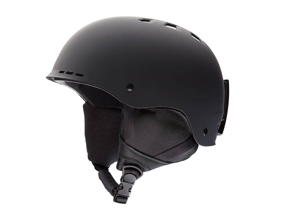 Smith Optics 2019 Holt Snowboard Helmet - Matte Black