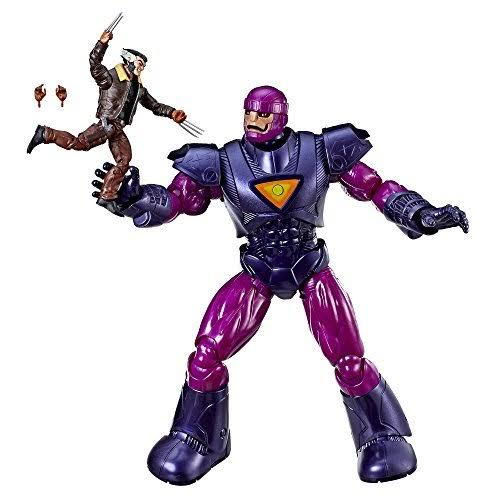 Marvel Legends Series Wolverine and Sentinel Electronic Figure 2-Pack x Men