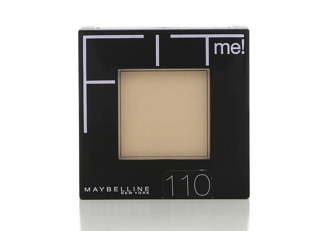 Maybelline New York Fit Me! Set Plus Smooth Powder - 110 Porcelain