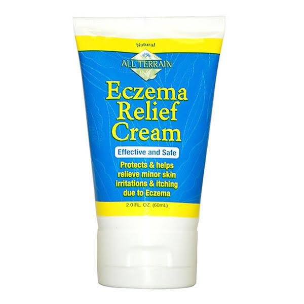 All Terrain First Aid Eczema Relief Cream - 2oz