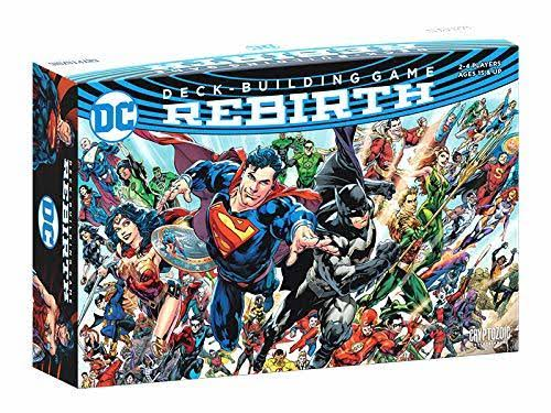 DC Comics Deck Building Game: Rebirth
