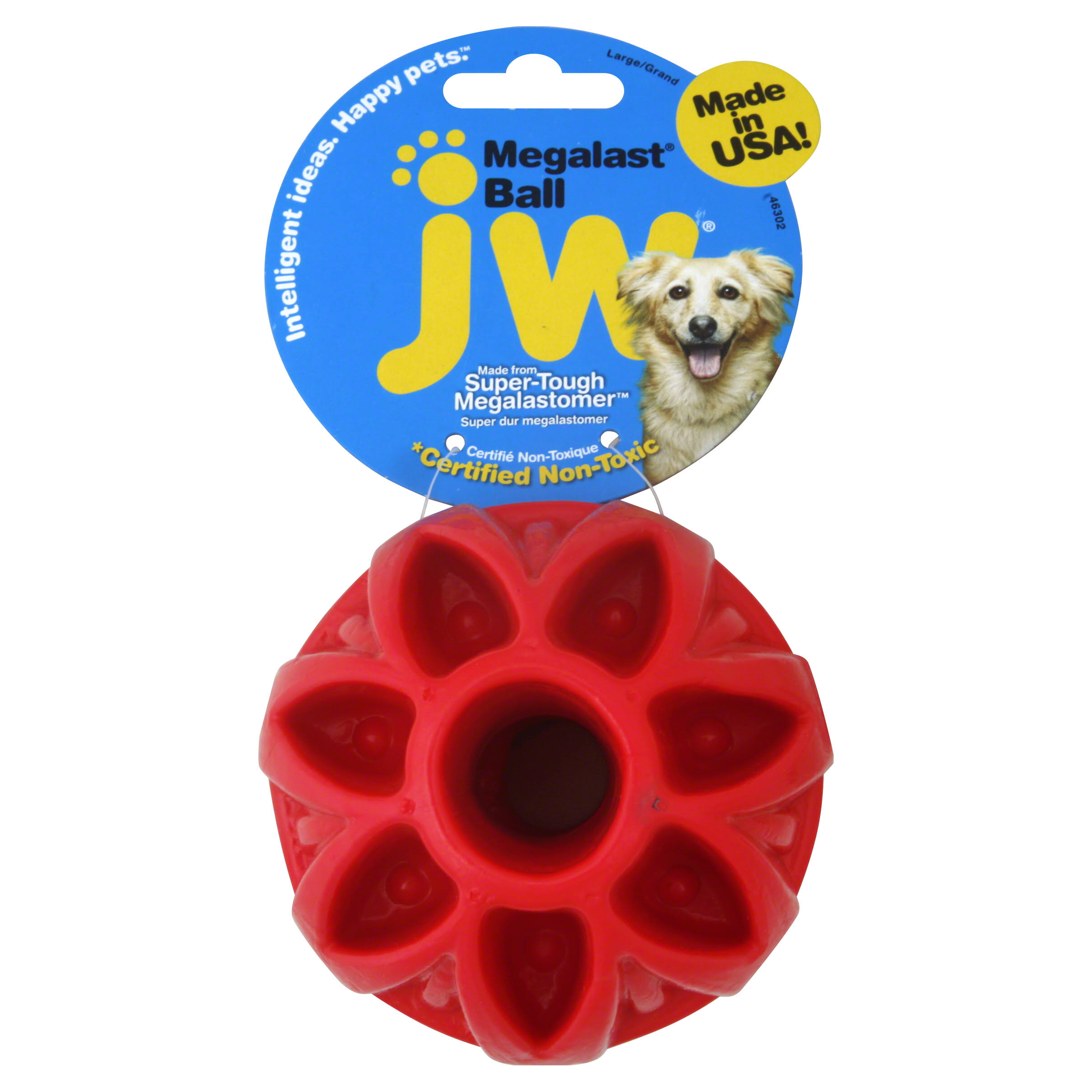 Jw Pet Company Megalast Ball - Large