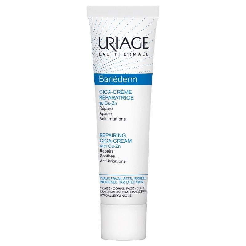 Uriage Bariederm Repairing Cica-Cream - 40ml