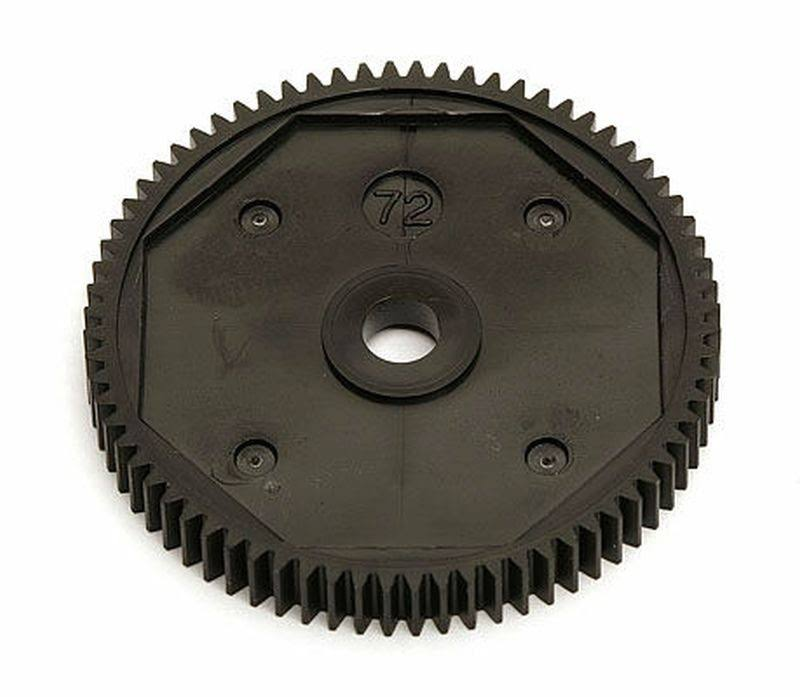 Team Associated Spur Gear - 72T, 48P