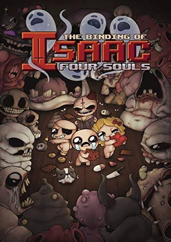 The Binding of Isaa Four Souls Board Game