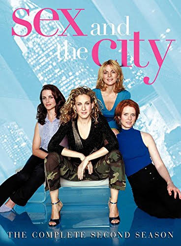 Sex & the City Season 2 DVD