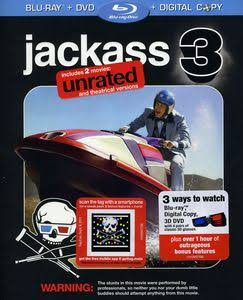 Jackass 3 - BLU-RAY