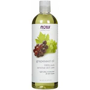 Now Solutions Grapeseed Oil - 473ml