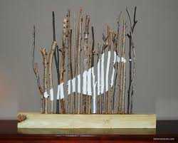 Driftwood Christmas Trees For Sale by Best 25 Tree Branch Art Ideas On Pinterest Balloon Crafts