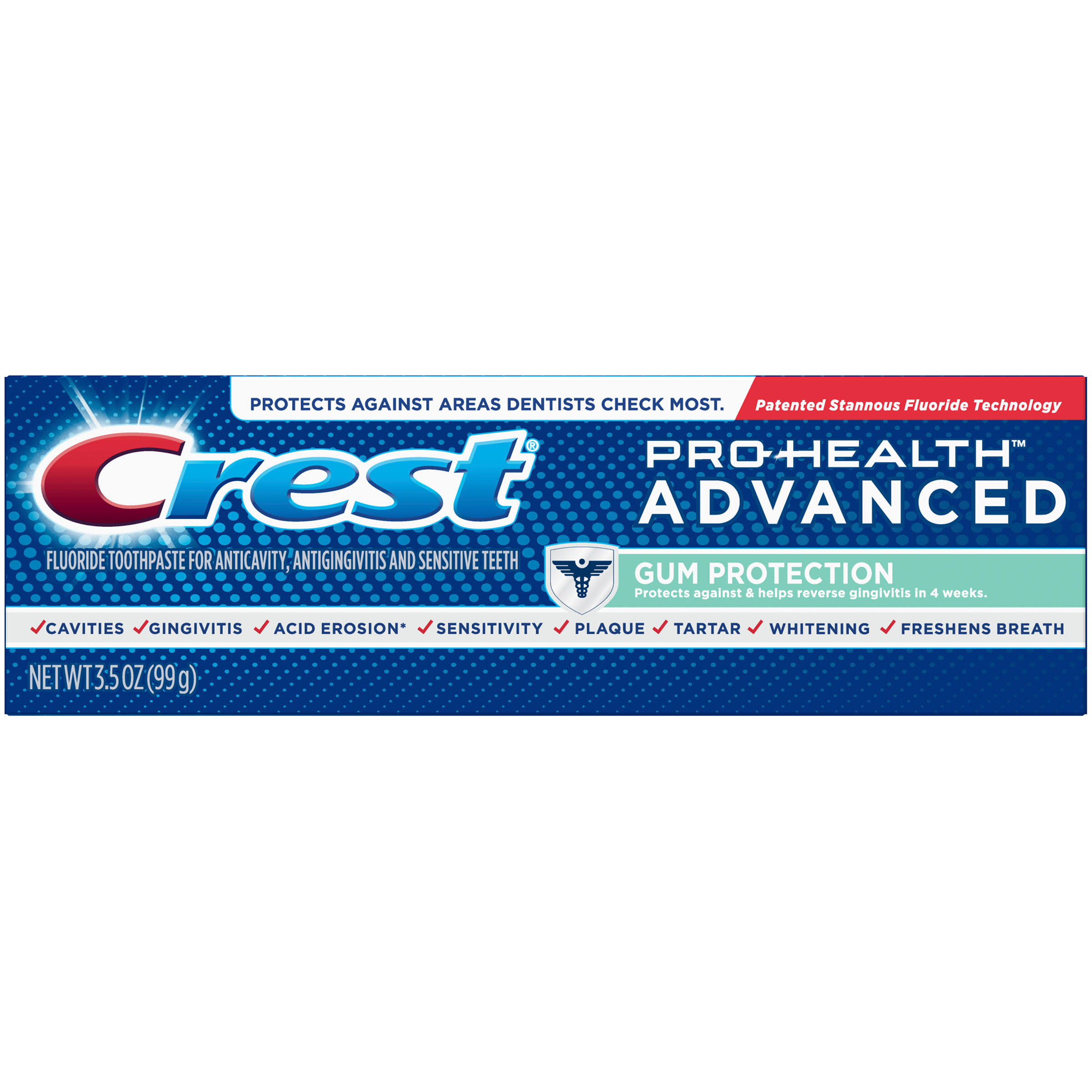 Crest Pro Health Advanced Gum Protection Toothpaste - 99g