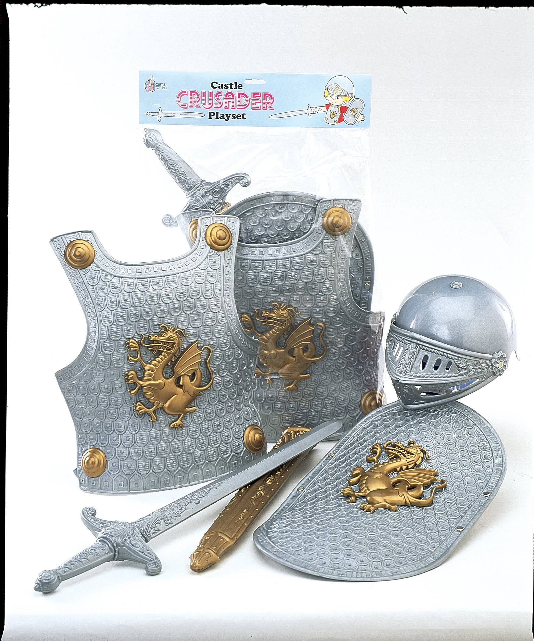 Small World Toys Imaginative Play Knight In Shining Armor