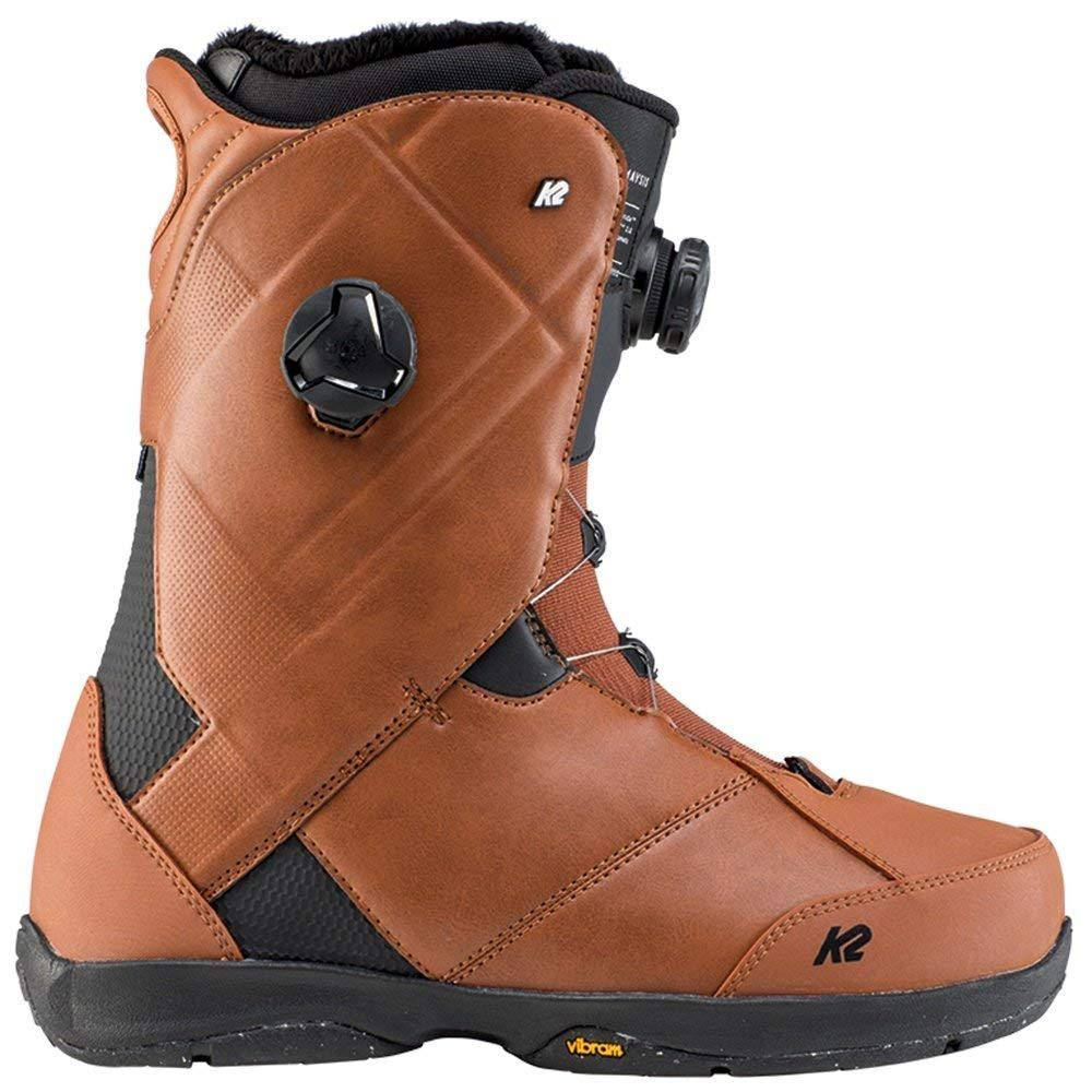 K2 Mens Maysis Snowboard Boot Brown / 12
