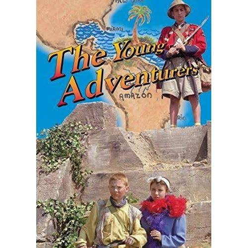 The Young Adventurers DVD