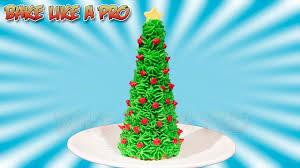Rice Krispie Christmas Tree Cake by Easy Sugar Cone Christmas Tree Recipe Youtube
