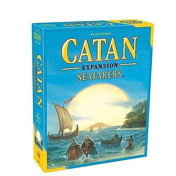 Catan: Seafarers Game Expansion - 5th Edition