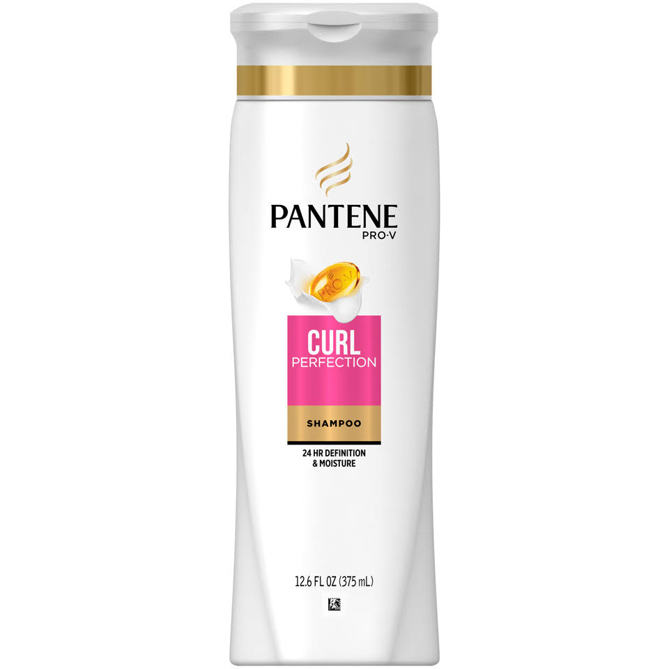 Pantene Pro-V Curl Perfection Moisturizing Shampoo - 375ml