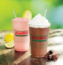 Krispy Kreme Halloween Donuts Calories by Retreat At Your Favorite Krispy Kreme And Try Our New Chillers