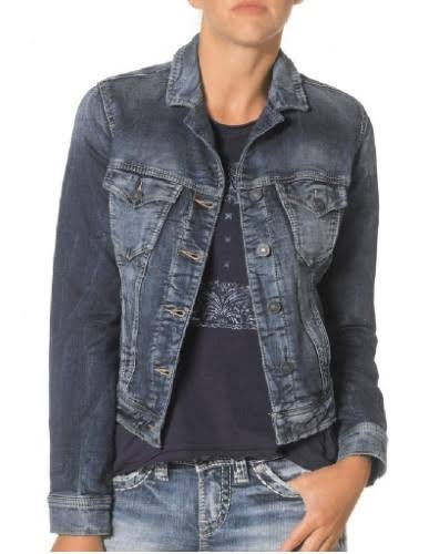 Silver Jeans Joga Denim Jacket