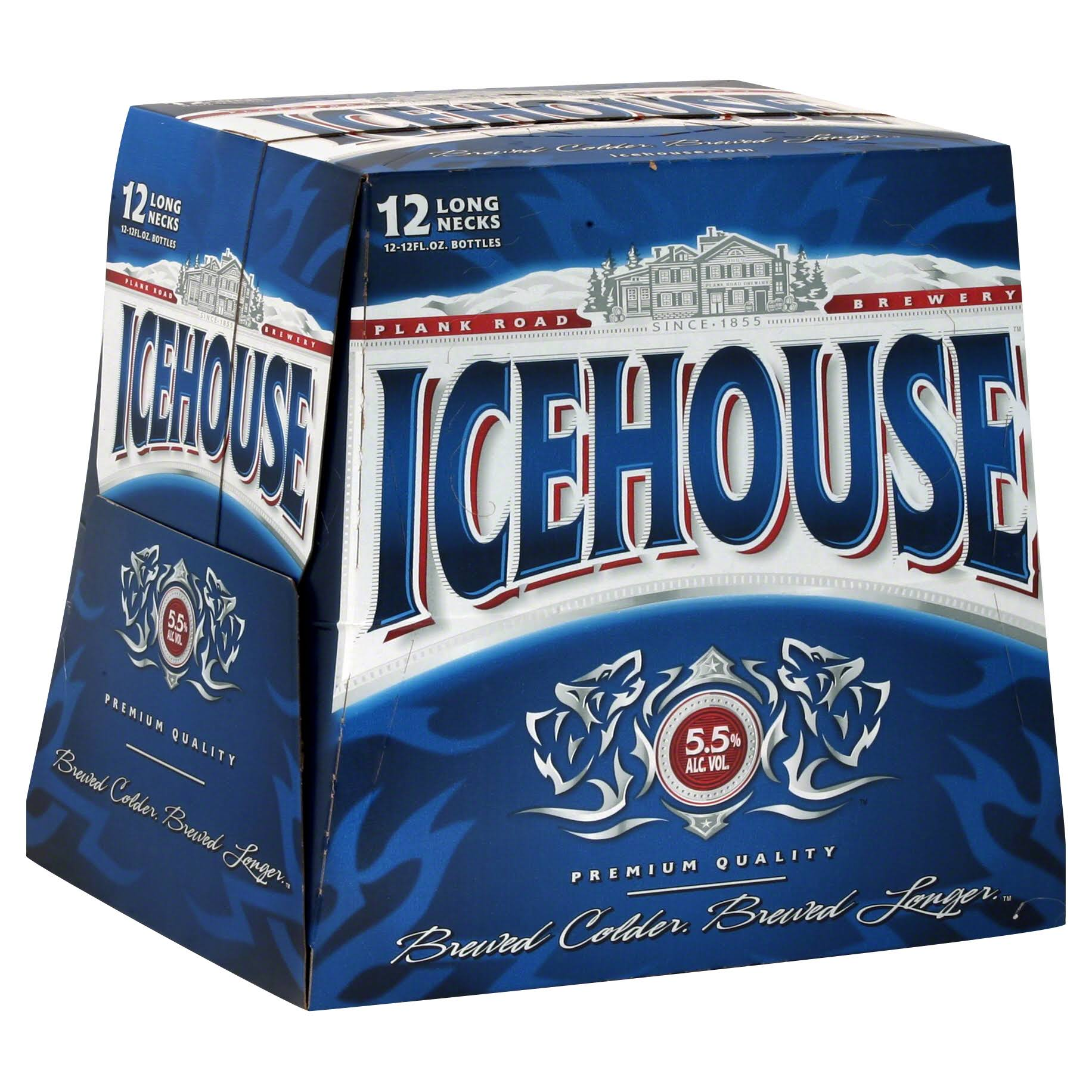 Icehouse Ice Brewed Beer
