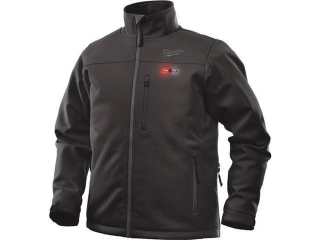 Milwaukee Men's M12 Heated Jacket - Black, X-Large