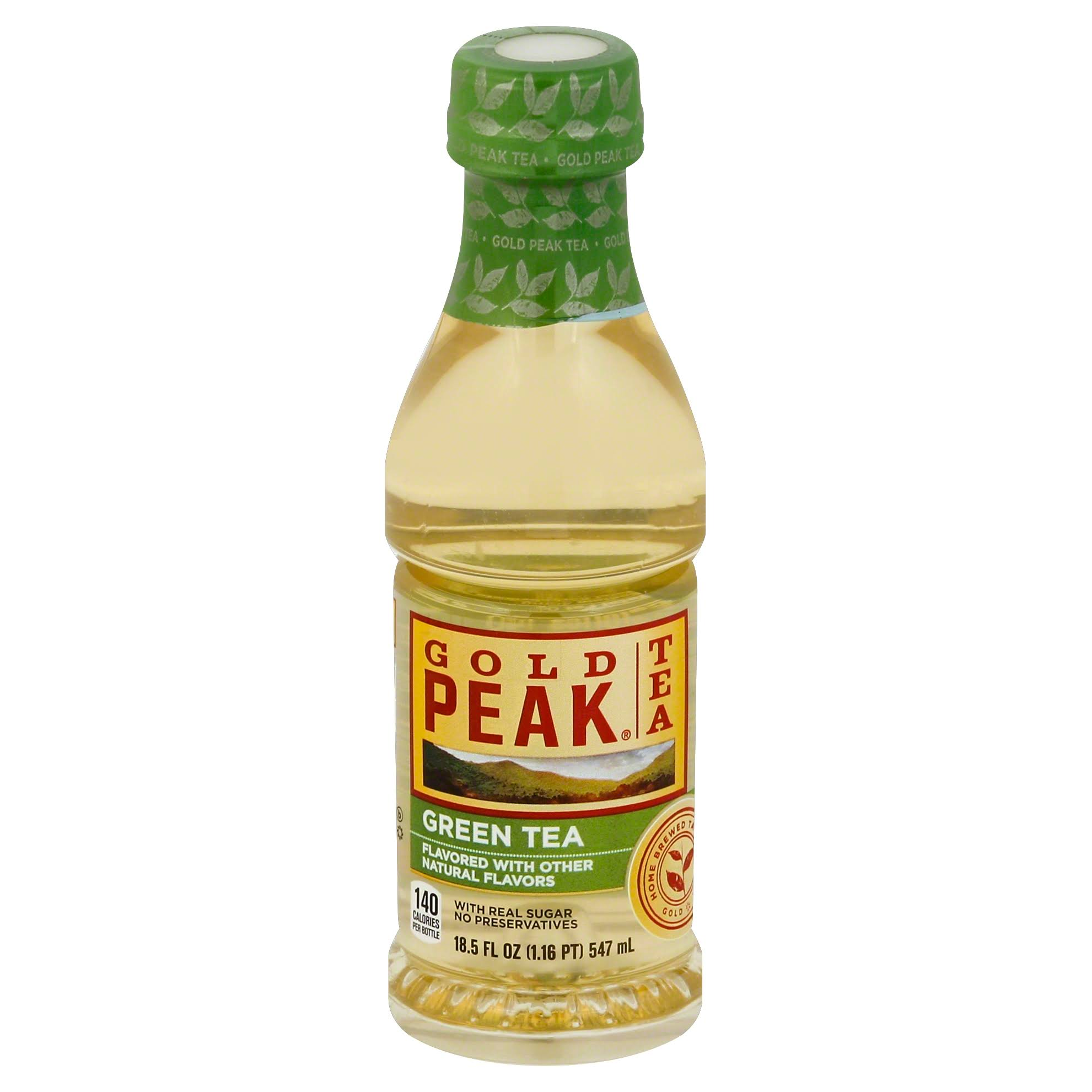 Gold Peak Iced Green Tea - 18.5 oz